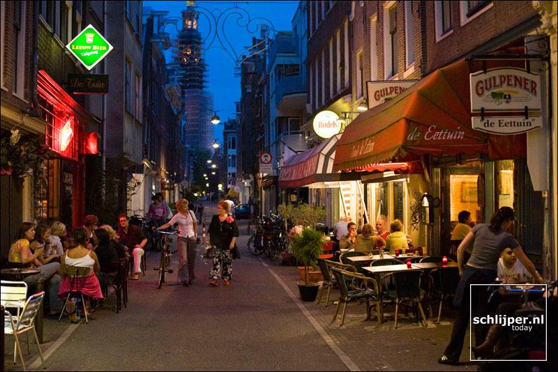 Nederland, Amsterdam, 10 juli 2006