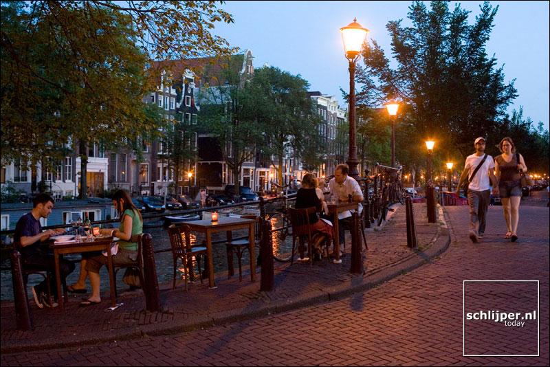 Nederland, Amsterdam, 16 juli 2006