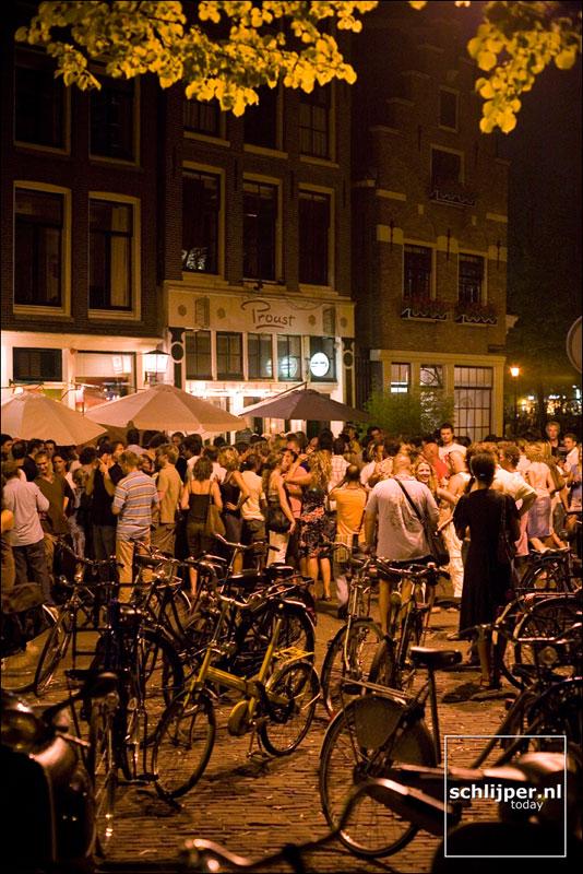Nederland, Amsterdam, 21 juli 2006