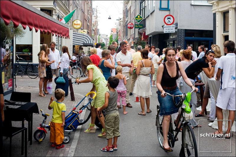 Nederland, Amsterdam, 27 juli 2006