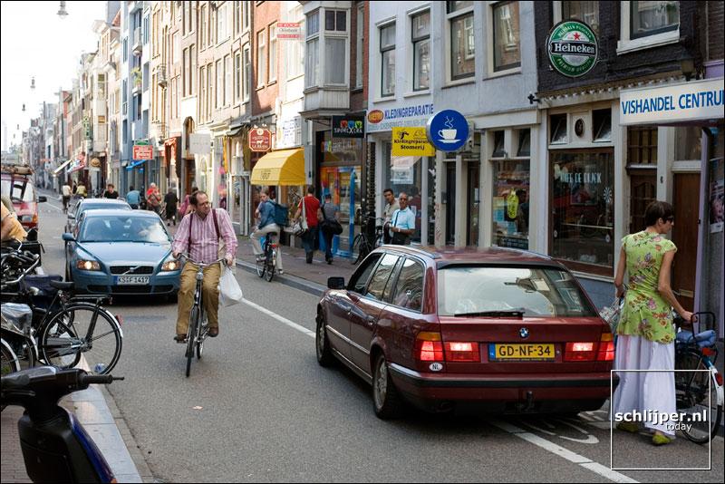 Nederland, Amsterdam, 5 augustus 2006