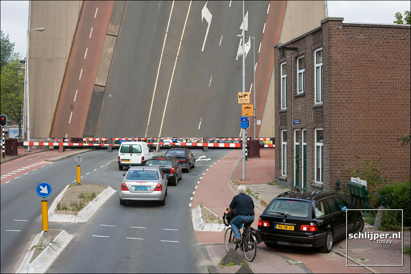 Nederland, Amsterdam, 7 augustus 2006