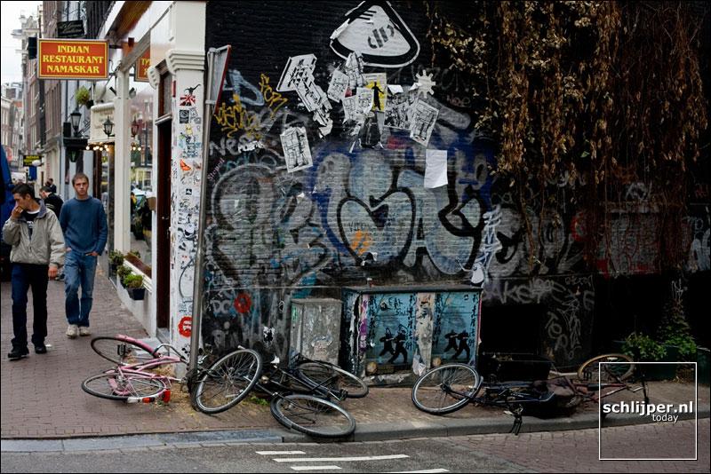 Nederland, Amsterdam, 9 augustus 2006