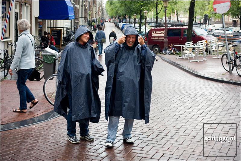 Nederland, Amsterdam, 11 augustus 2006