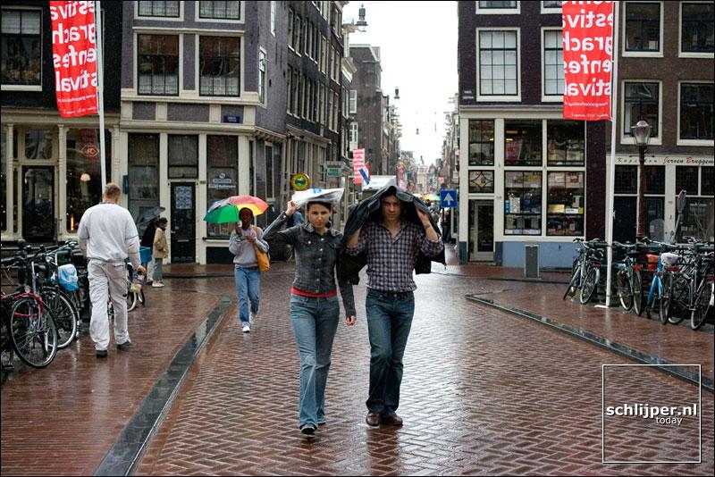 Nederland, Amsterdam, 14 augustus 2006