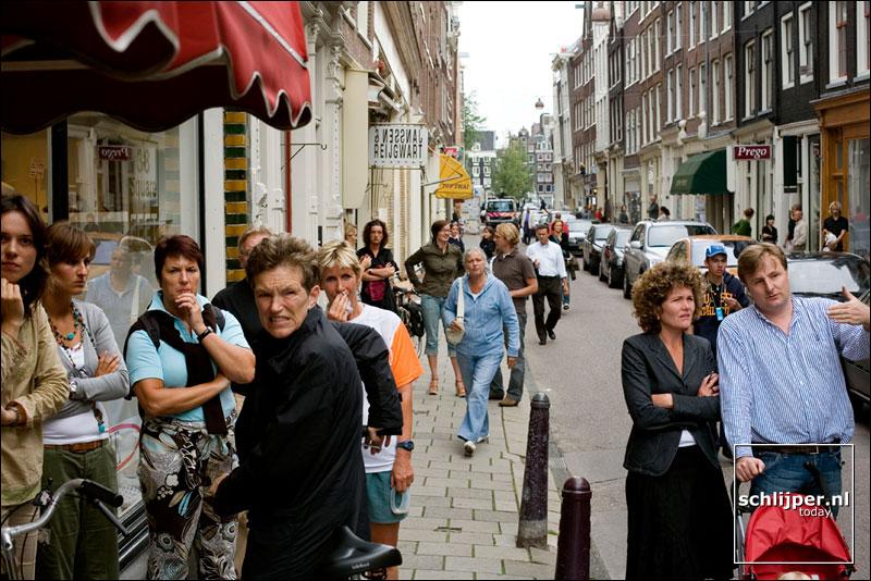 Nederland, Amsterdam, 15 augustus 2006