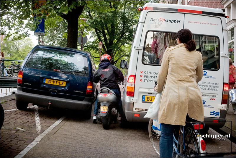 Nederland, Amsterdam, 23 augustus 2006