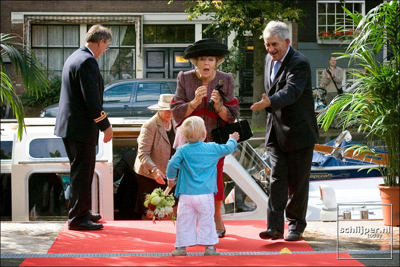 Nederland, Amsterdam, 30 augustus 2006