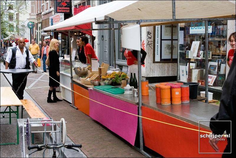 Nederland, Amsterdam, 2 september 2006
