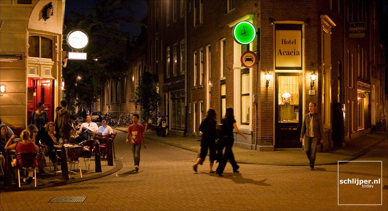 Nederland, Amsterdam, 6 september 2006