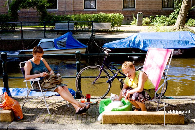 Nederland, Amsterdam, 10 september 2006