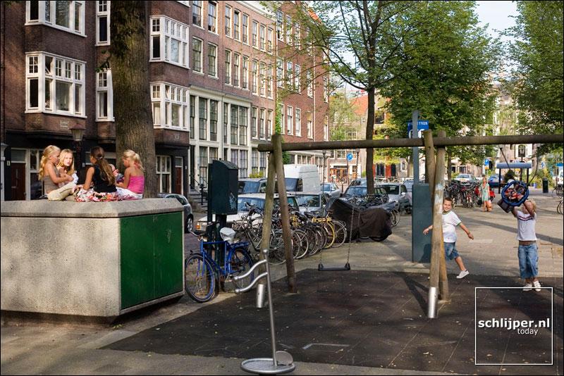 Nederland, Amsterdam, 14 september 2006