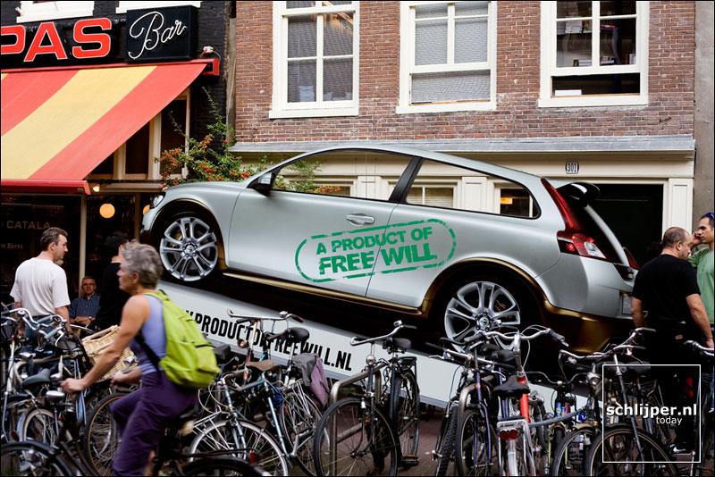 Nederland, Amsterdam, 16 september 2006