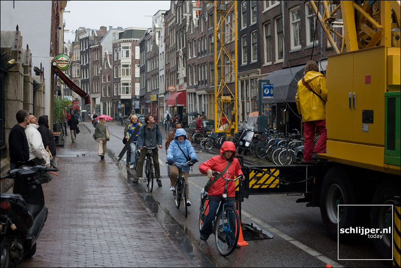 Nederland, Amsterdam, 5 oktober 2006