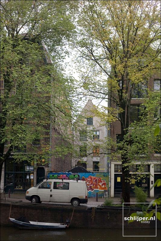Nederland, Amsterdam, 6 oktober 2006