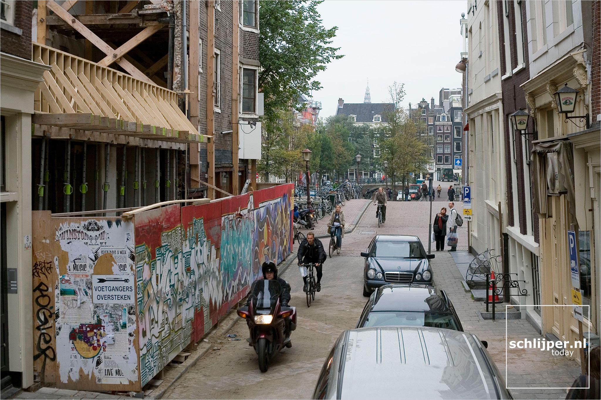 Nederland, Amsterdam, 10 oktober 2006