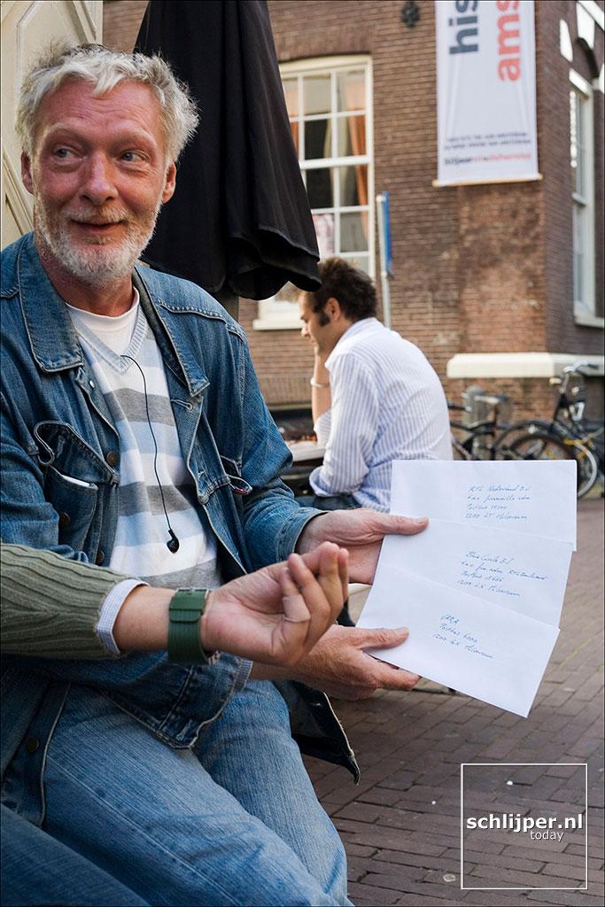 Nederland, Amsterdam, 11 oktober 2006