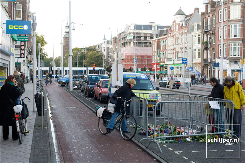 Nederland, Amsterdam, 2 november 2006