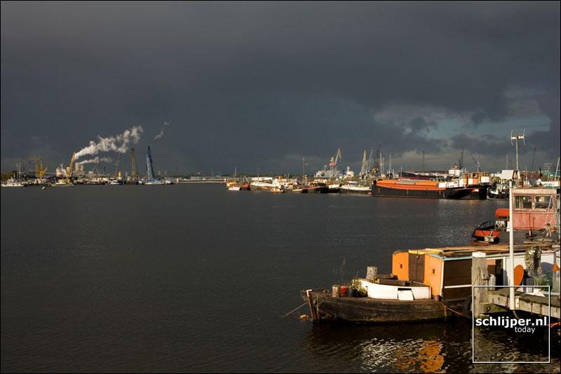 Nederland, Amsterdam, 3 november 2006