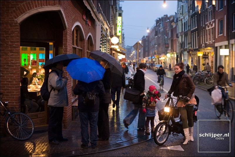 Nederland, Amsterdam, 8 november 2006