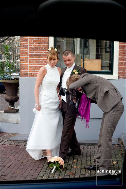 Nederland, Amsterdam, 24 november 2006