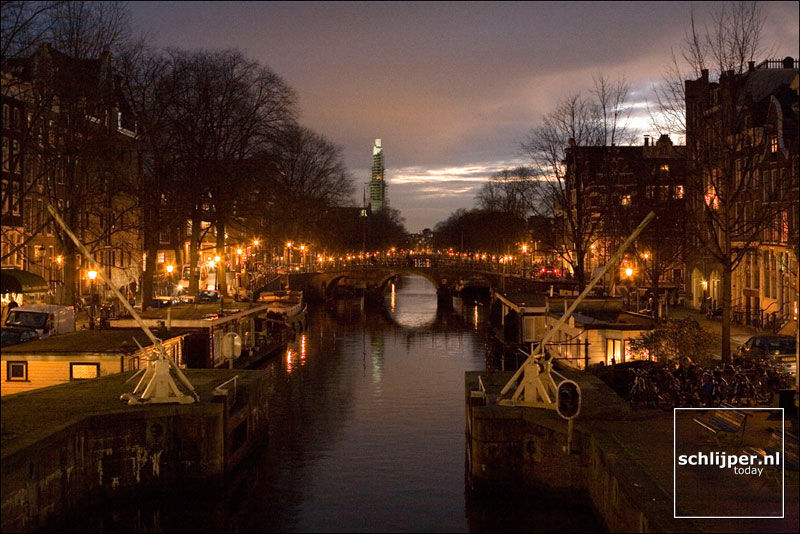 Nederland, Amsterdam, 27 november 2006