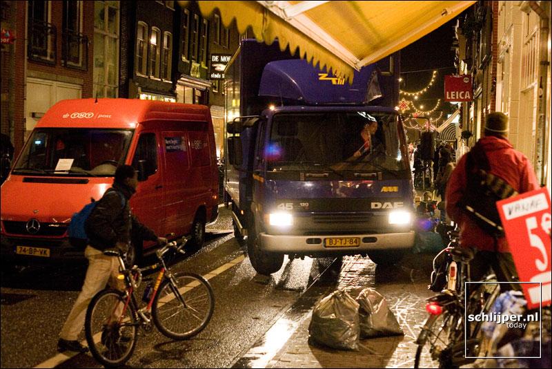 Nederland, Amsterdam, 7 december 2006
