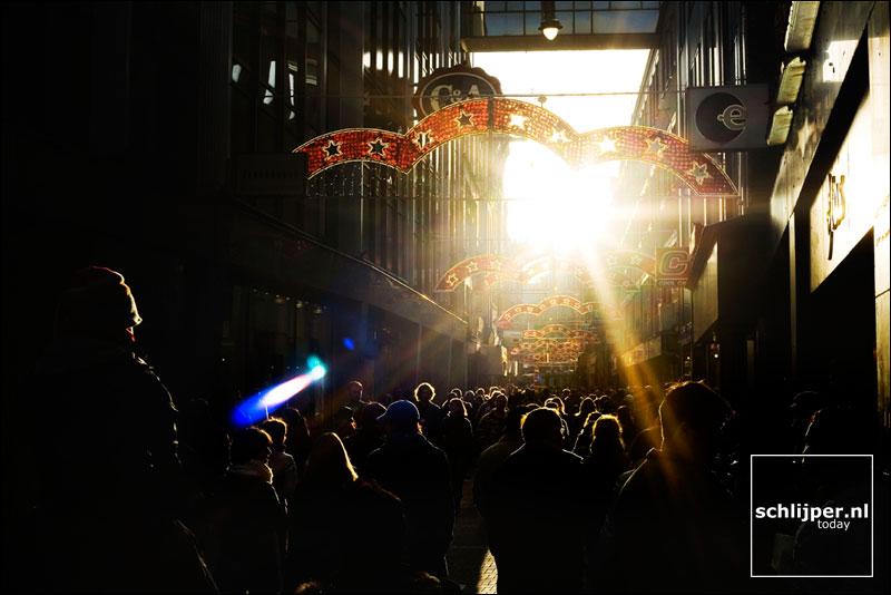 Nederland, Amsterdam, 10 december 2006