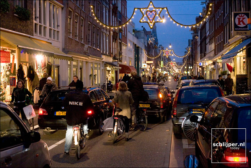 Nederland, Amsterdam, 15 december 2006