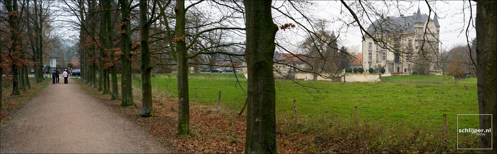 Nederland, Valkenburg, 26 december 2006