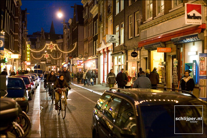 Nederland, Amsterdam, 29 december 2006