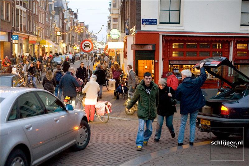 Nederland, Amsterdam, 30 december 2006