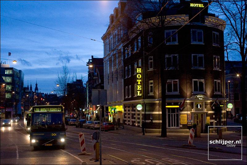 Nederland, Amsterdam, 5 maart 2007
