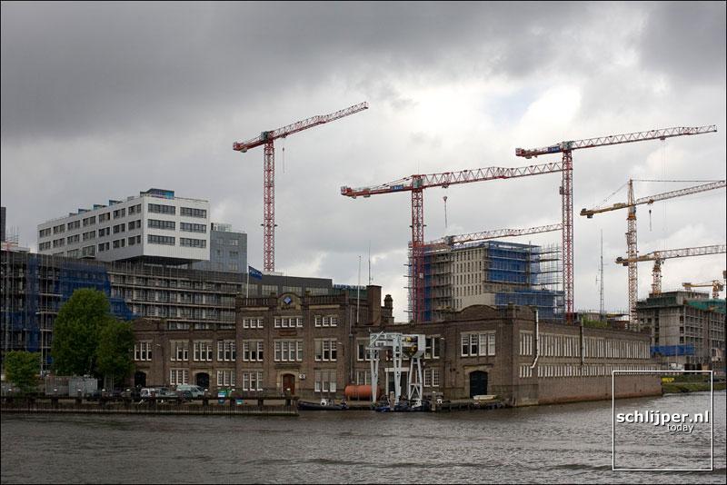 Nederland, Amsterdam, 11 mei 2007