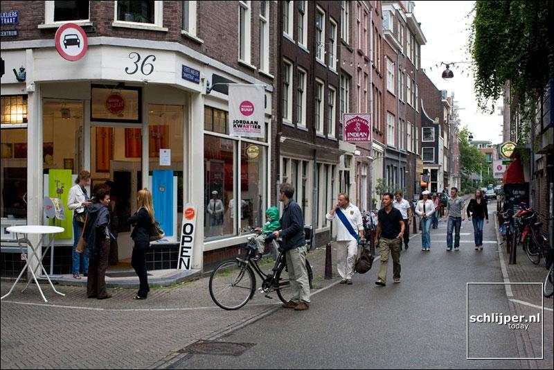 Nederland, Amsterdam, 24 juni 2007