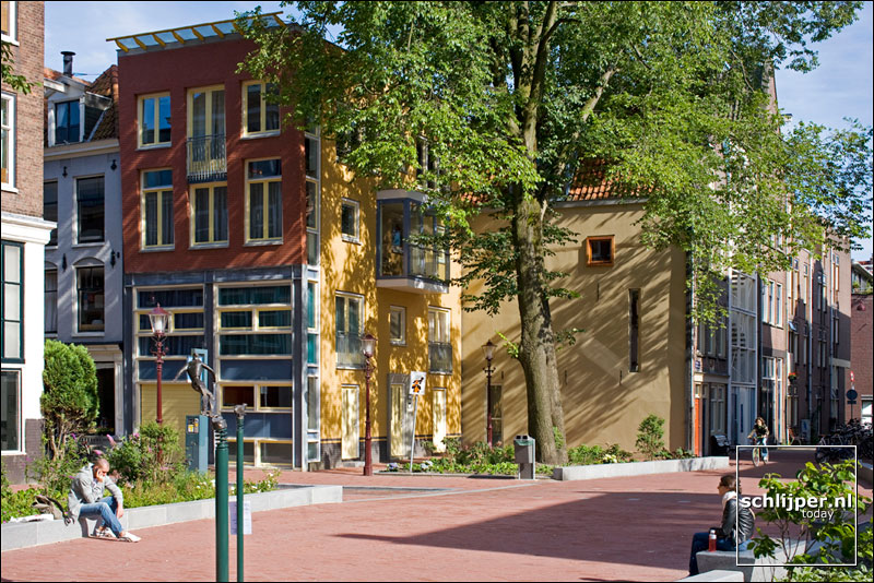 Nederland, Amsterdam, 28 juni 2007