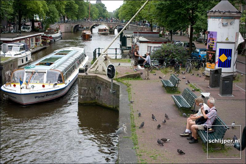 Nederland, Amsterdam, 30 juni 2007