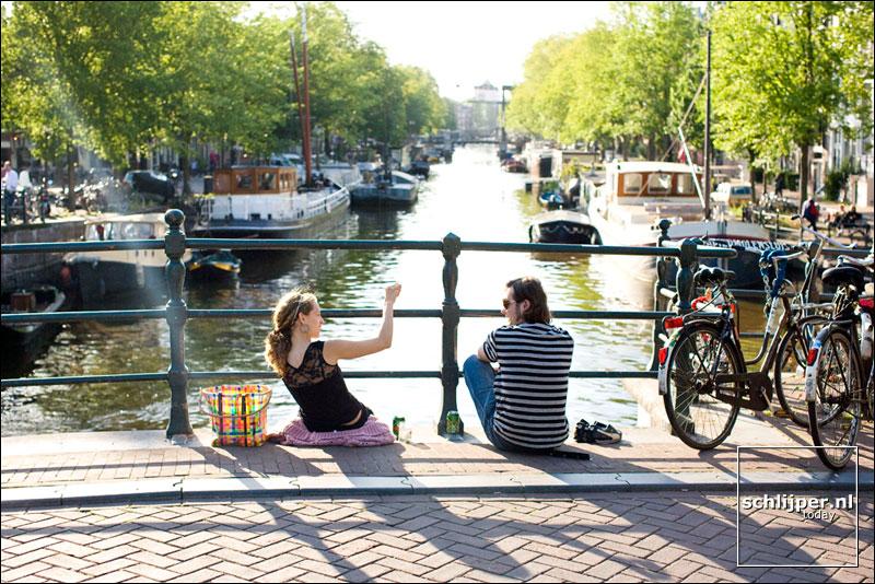 Nederland, Amsterdam, 1 juli 2007