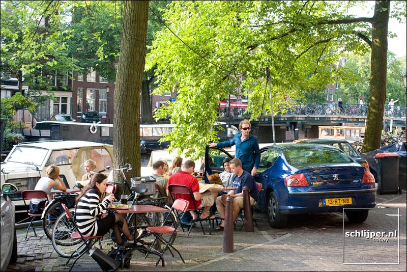 Nederland, Amsterdam, 17 juli 2007