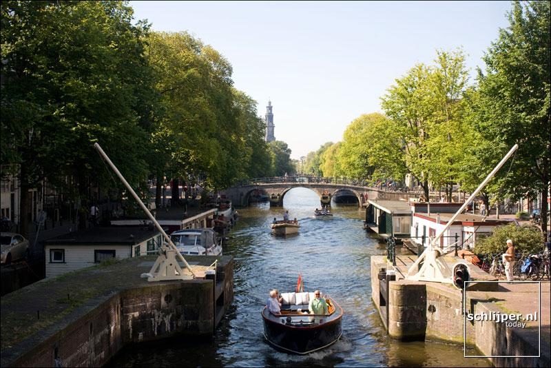 Nederland, Amsterdam, 5 augustus 2007