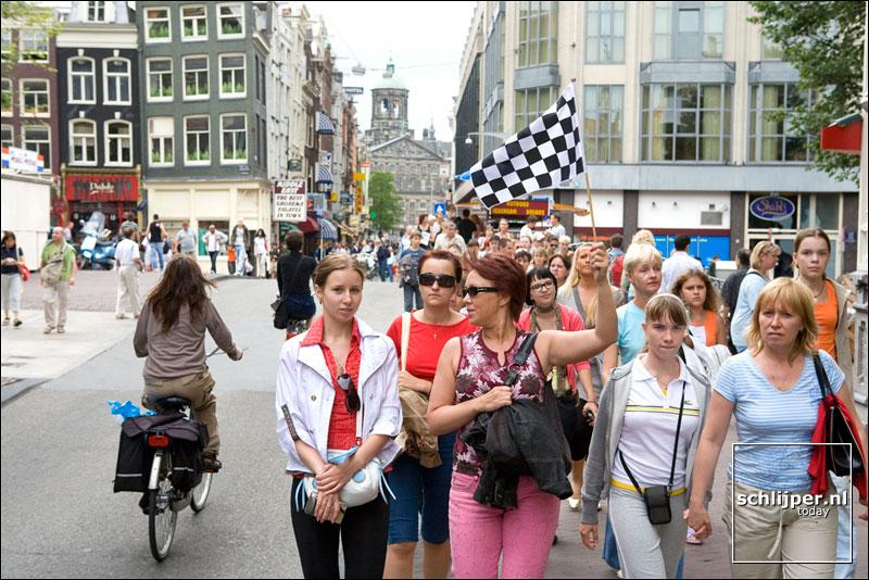 Nederland, Amsterdam, 7 augustus 2007