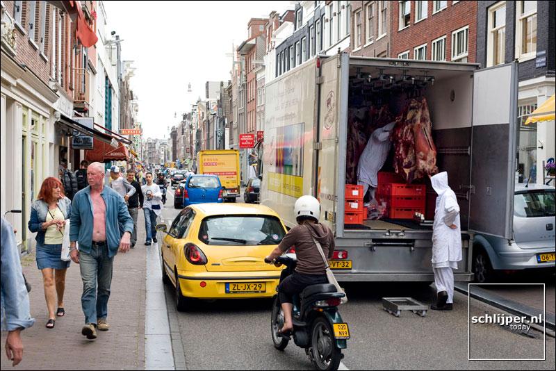 Nederland, Amsterdam, 14 augustus 2007