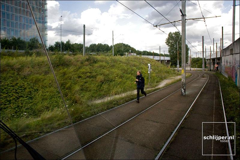 Nederland, Amsterdam, 16 augustus 2007