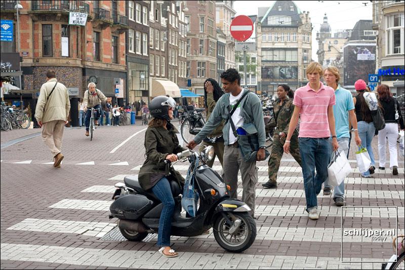 Nederland, Amsterdam, 21 augustus 2007