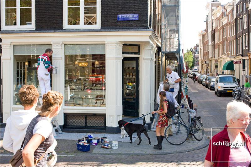 Nederland, Amsterdam, 29 augustus 2007