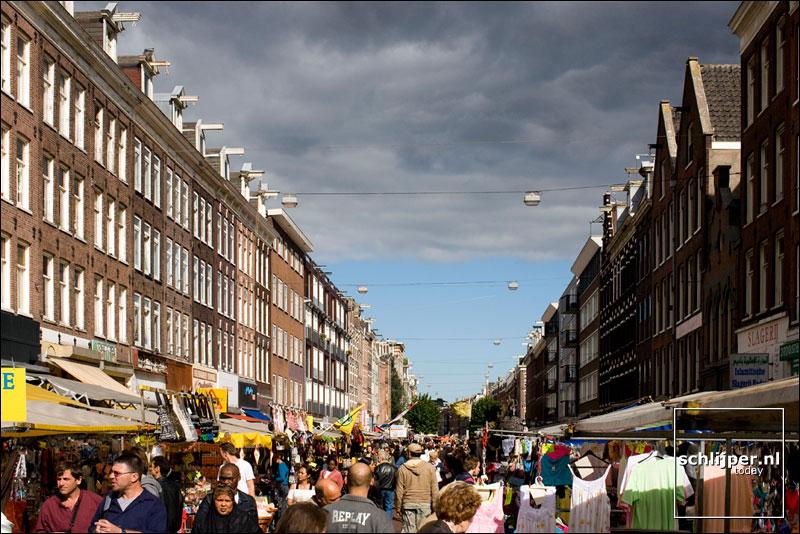 Nederland, Amsterdam, 7 september 2007