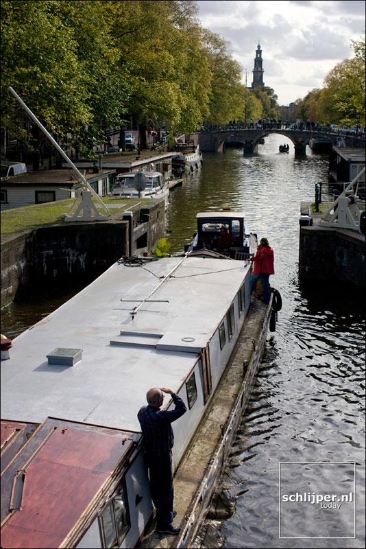 Nederland, Amsterdam, 30 september 2007