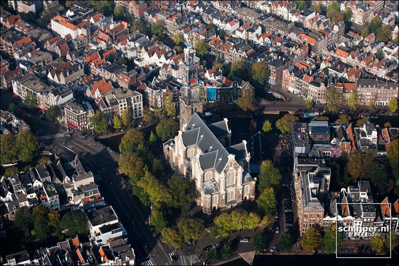 Nederland, Amsterdam, 6 oktober 007