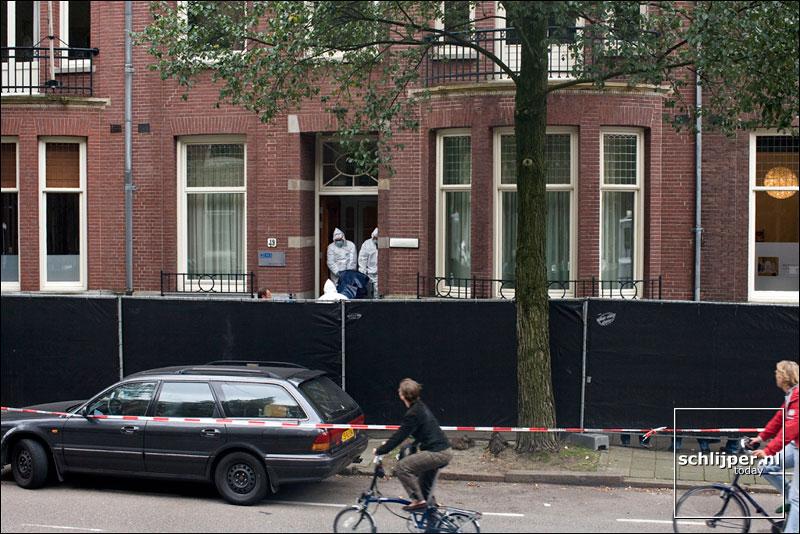 Nederland, Amsterdam, 9 oktober 2007