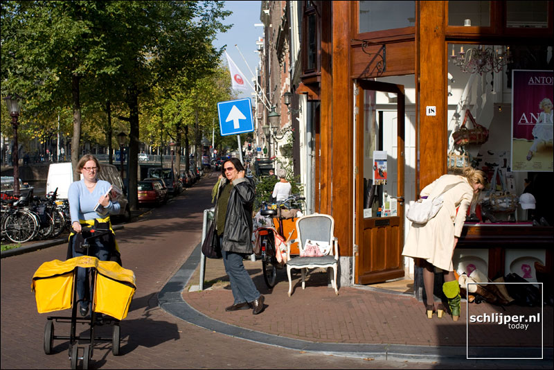 Nederland, Amsterdam, 11 oktober 2007